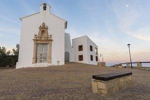 Santa Lucia Hermitage.