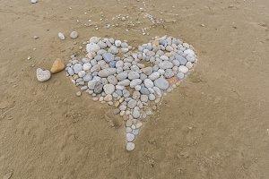 Heart of stones.