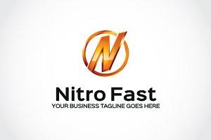 Nitro Fast Logo Template