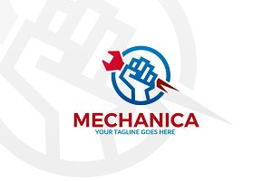 Mechanica Logo