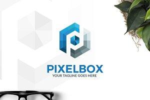 Pixel Box Logo