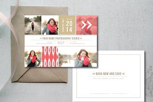 Sale! Senior Photography Templates
