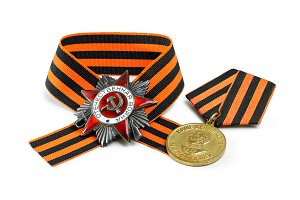 Soviet military medals