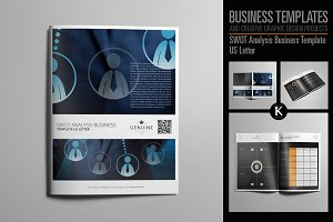 SWOT Analysis Business Template USL
