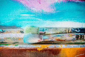 Artistic brushes #3