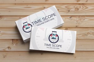 Time Scope Logo