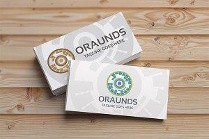 Oraunds (Letter O) Logo