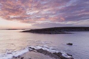 Marina island.