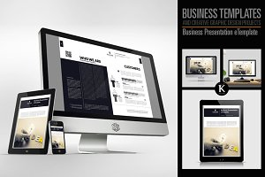 Business Presentation eTemplate