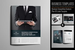 Business Competition Analysis Plan