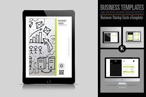 Business Startup Costs eTemplate