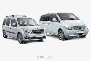 Light Passenger Van and MPV