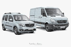 European Light Goods Vehicle and MPV