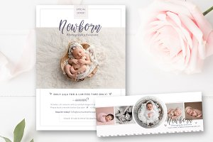 Newborn Marketing Bundle
