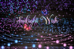 Twilight Wish clipart