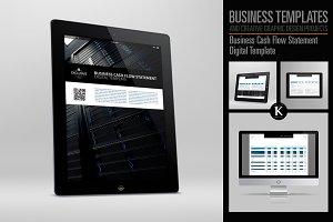 Business Cash Flow eStatement