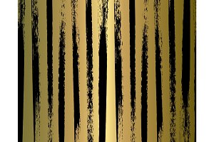 Gold Abstract background with brush strokes. Geometric texture. Abstract background.
