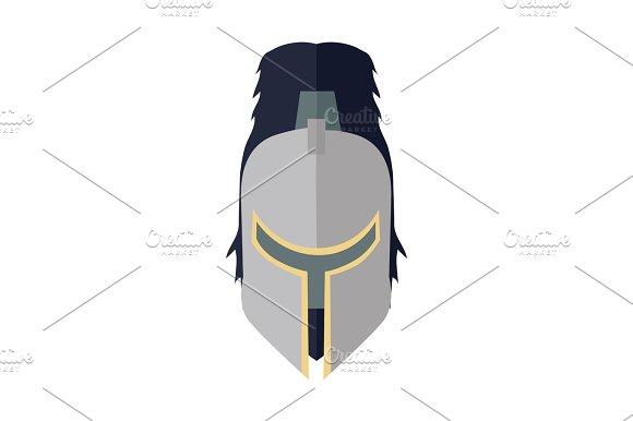 Steel Knight S Helmet