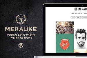 Merauke - Portfolio & Modern Blog