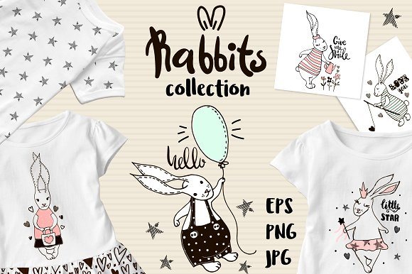 The Cutest Rabbits