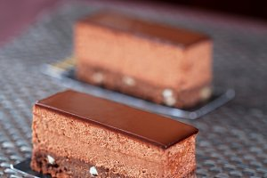 Chocolate Chestnut Bar