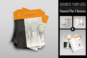Financial Plan 4 Business