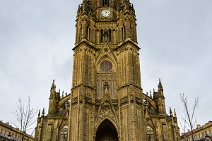 Donostia Cathedral