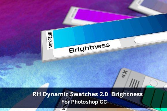 RH Dynamic Swatches 2.0 Brightness