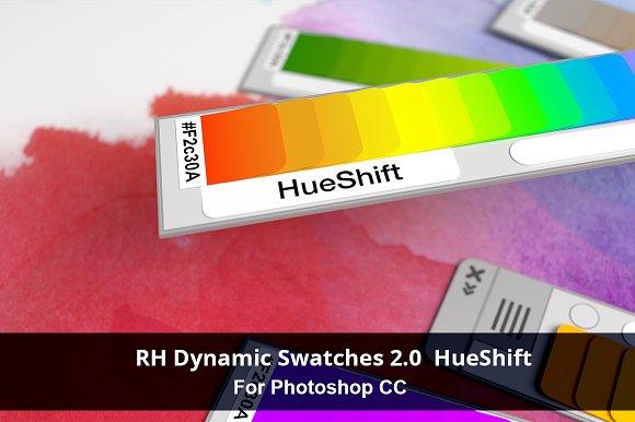 RH Dynamic Swatches 2.0 HueShift