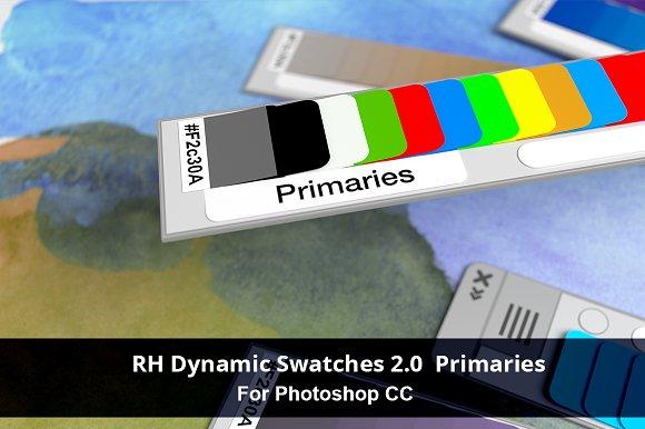RH Dynamic Swatches 2.0 Primaries