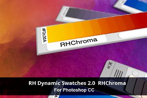 RH Dynamic Swatches 2.0 - RHChroma