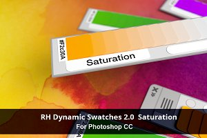 RH Dynamic Swatches 2.0 - Saturation
