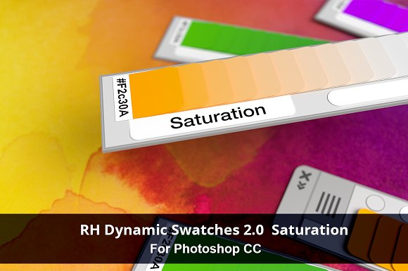 RH Dynamic Swatches 2.0 Saturation