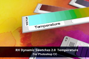 Dynamic Swatches 2.0 - Temperature