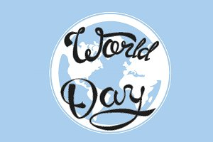 World day card