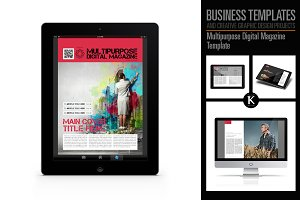 Multipurpose Digital Magazine