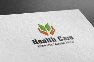 Health Care Style Logo