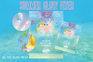 Summer Glow Flyer