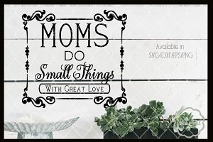 Mother's Day Quote Clipart