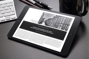 Le Journal Tablet Magazine