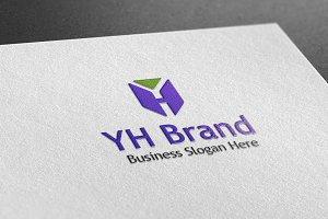 YH Brand Style Logo
