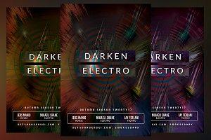 Darken Electro Flyer
