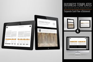 Corporate Cash Flow eStatement