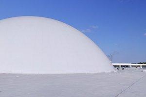 Niemeyer Center in Aviles.