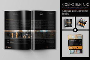 eCommerce Retail Corporate Plan