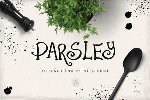 Parsley Font