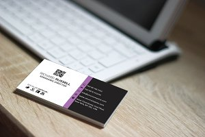 Super Clean Business Card