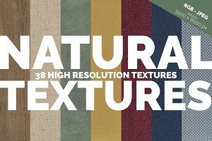 38 Natural Textures