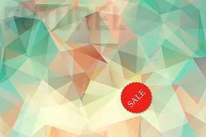 60%OFF Polygonal geometrical texture