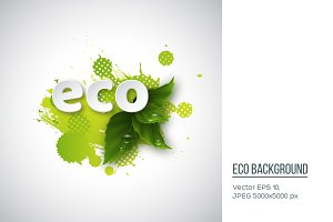 Ecology background.